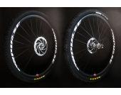 PROMO Paire de roues VTT carbone XC/AM