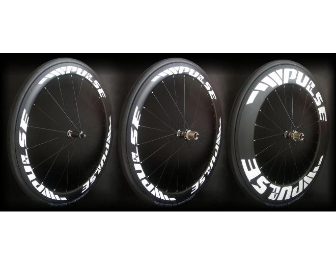 Pack Triathlète 3 roues 50/50/88